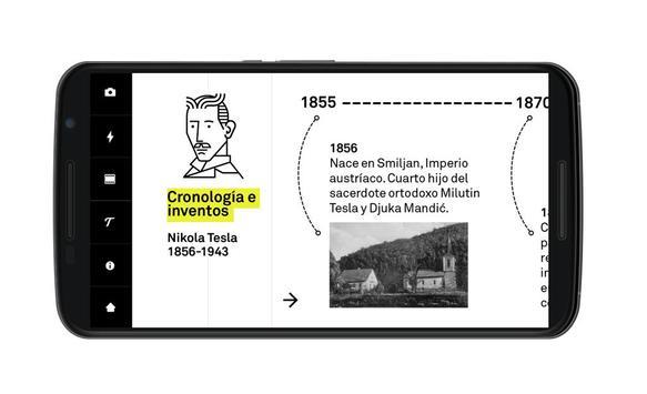 Teslapedia screenshot 1