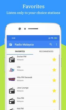 Radio FM AM Malaysia poster