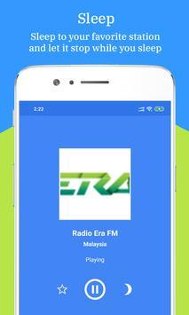 Radio FM AM Malaysia screenshot 4