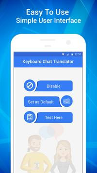 All Language Translator Free Keyboard Translation screenshot 1