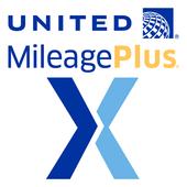 United MileagePlus X icon