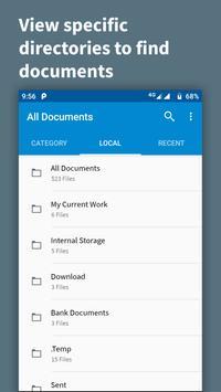 Document Reader screenshot 1