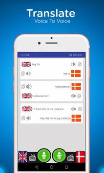 Universal Voice Translator screenshot 1