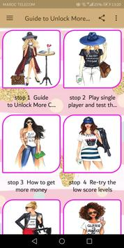 guide for International Fashion Stylist 2019 poster