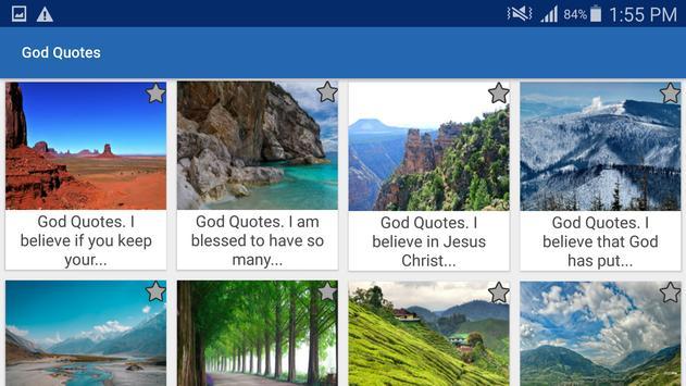 God Quotes And Aphorisms screenshot 5