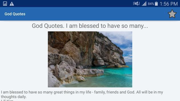 God Quotes And Aphorisms screenshot 6