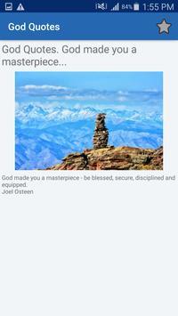 God Quotes And Aphorisms screenshot 3