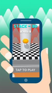 Stack Ball 3D - Stack Ball Blast Game poster
