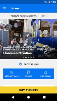 Universal Hollywood™ App Affiche