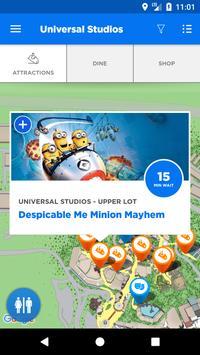 Universal Hollywood™ App capture d'écran 1