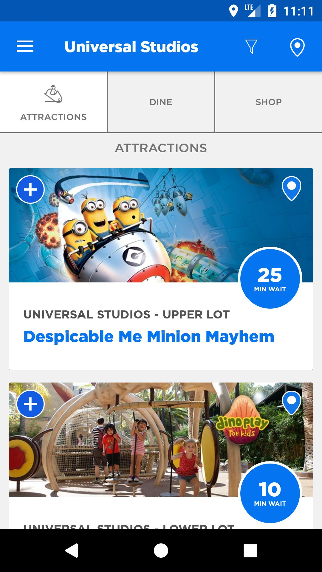 Universal Hollywood™ App for Android - APK Download