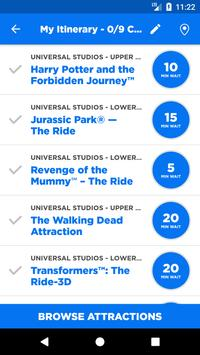 Universal Hollywood™ App capture d'écran 3