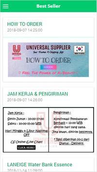 Universal Supplier screenshot 4