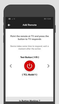 Universal TV Remote screenshot 3