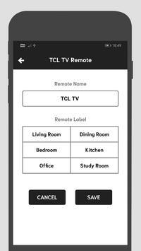 Universal TV Remote screenshot 4
