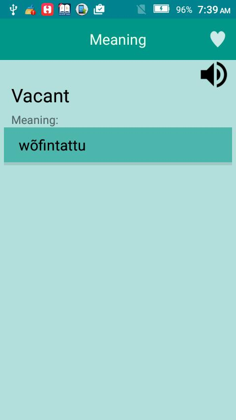English to Hausa Dictionary for Android - APK Download