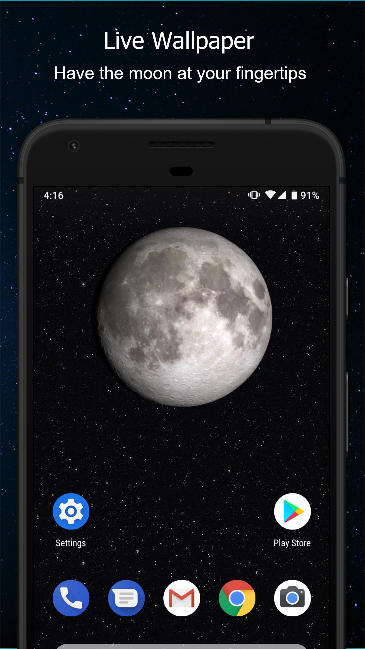 Phases Of The Moon For Android Apk Download