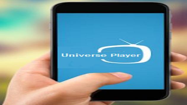 Universe Tv Player - Tv Box capture d'écran 1