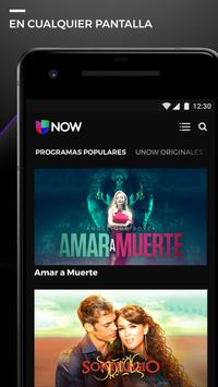 Univision NOW - TV en vivo y on demand en español screenshot 4