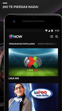 Univision NOW - TV en vivo y on demand en español screenshot 4
