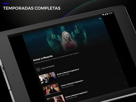 Univision NOW - TV en vivo y on demand en español screenshot 7