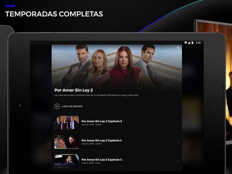 Univision NOW - TV en vivo y on demand en español screenshot 7