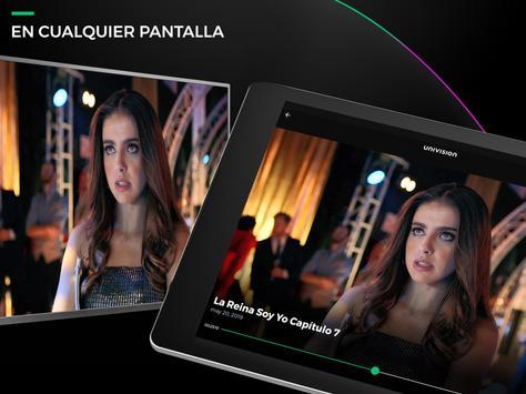 Univision NOW - TV en vivo y on demand en español screenshot 8