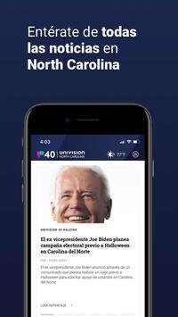 Univision 40 скриншот 2