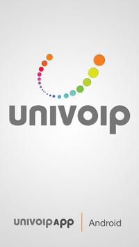 UniVoIP App poster