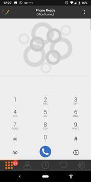 UniVoIP App screenshot 2