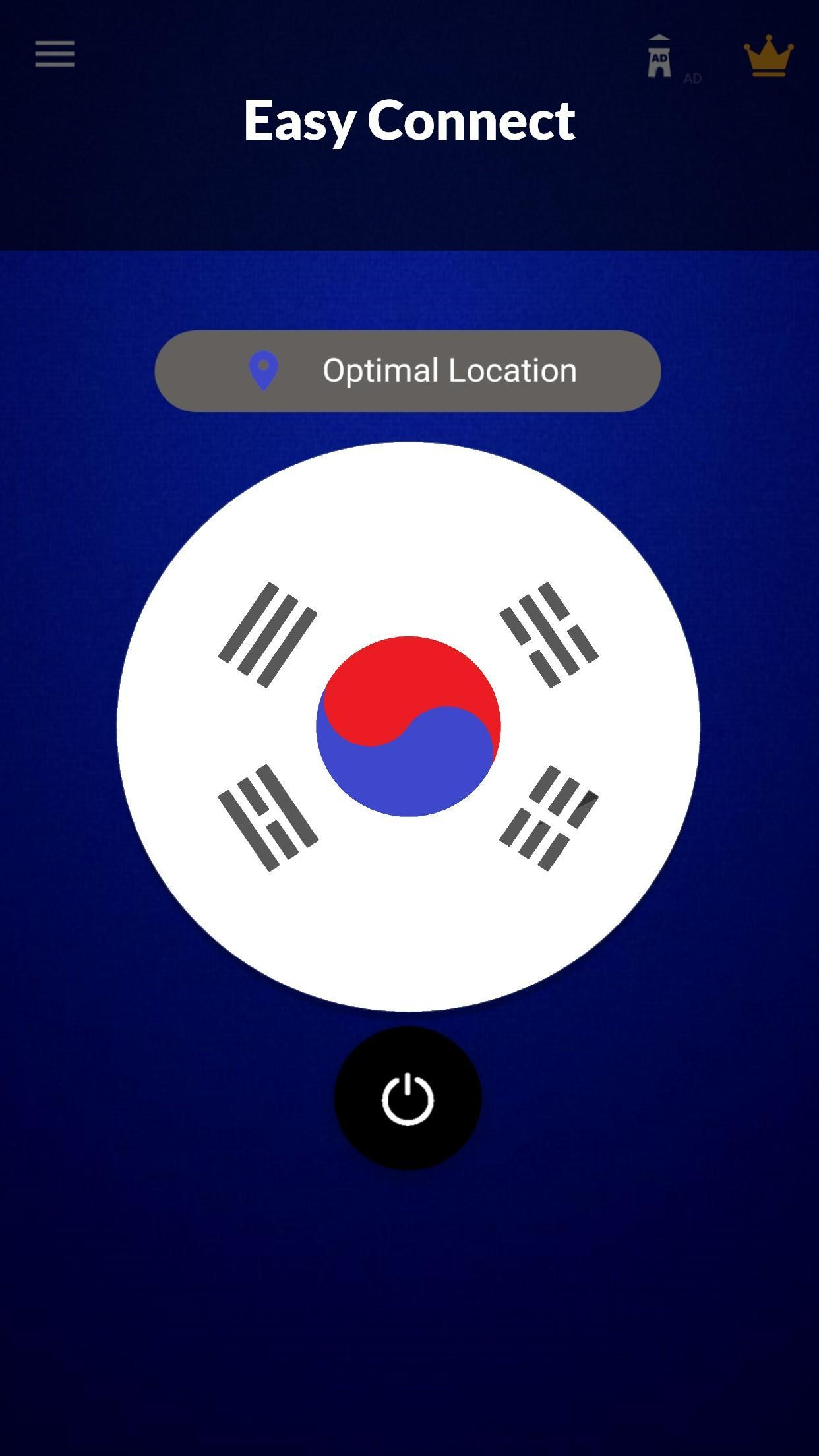 Korea VPN - Unlimited Free & Fast VPN Proxy for Android