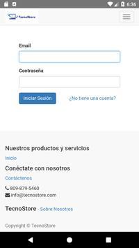 TecnoStore screenshot 2