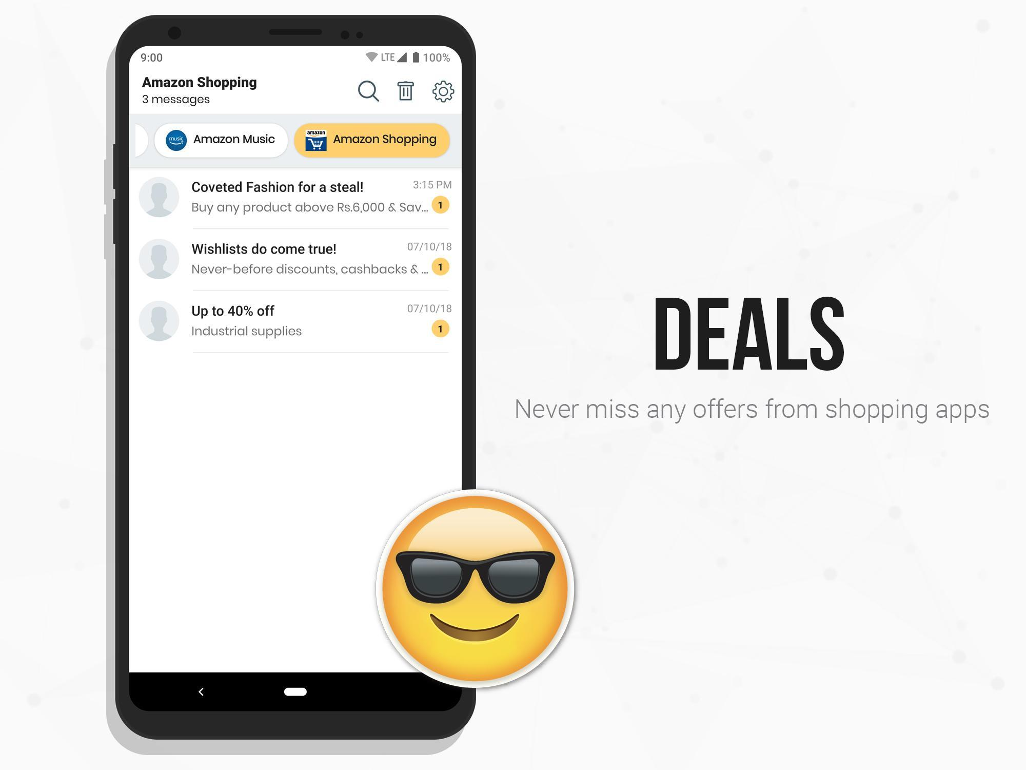 Unseen Messenger for Android - APK Download