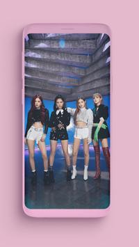 BLACKPINK Wallpaper Kpop HD New screenshot 5