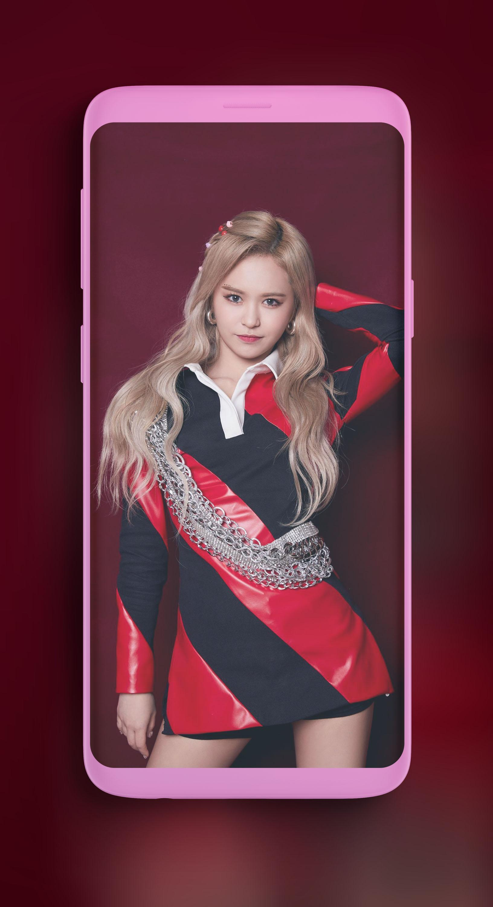 Everglow Eu Wallpaper Kpop Hd New For Android Apk Download