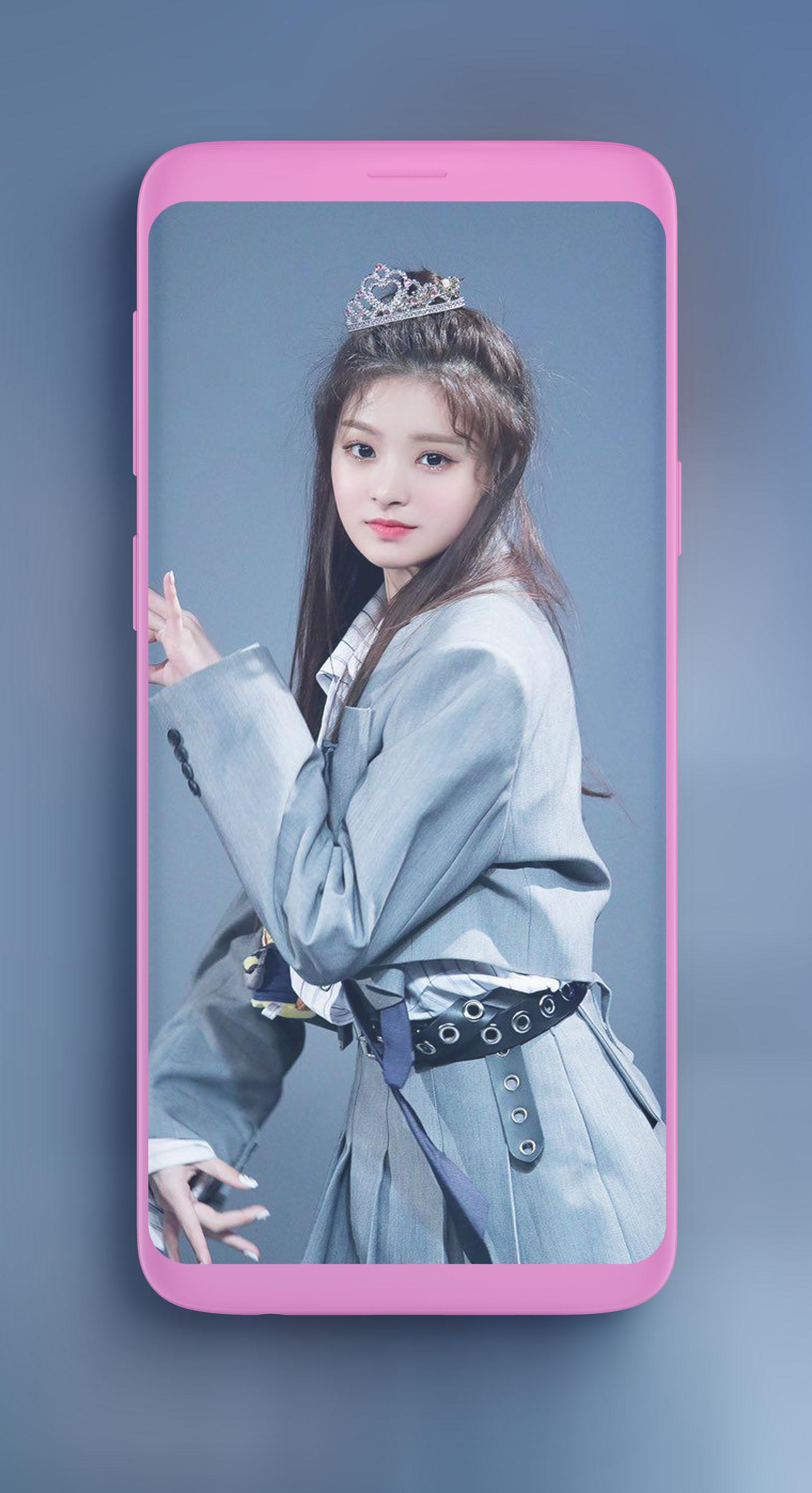 Everglow Wang Yi Ren Wallpaper Kpop Hd New For Android Apk