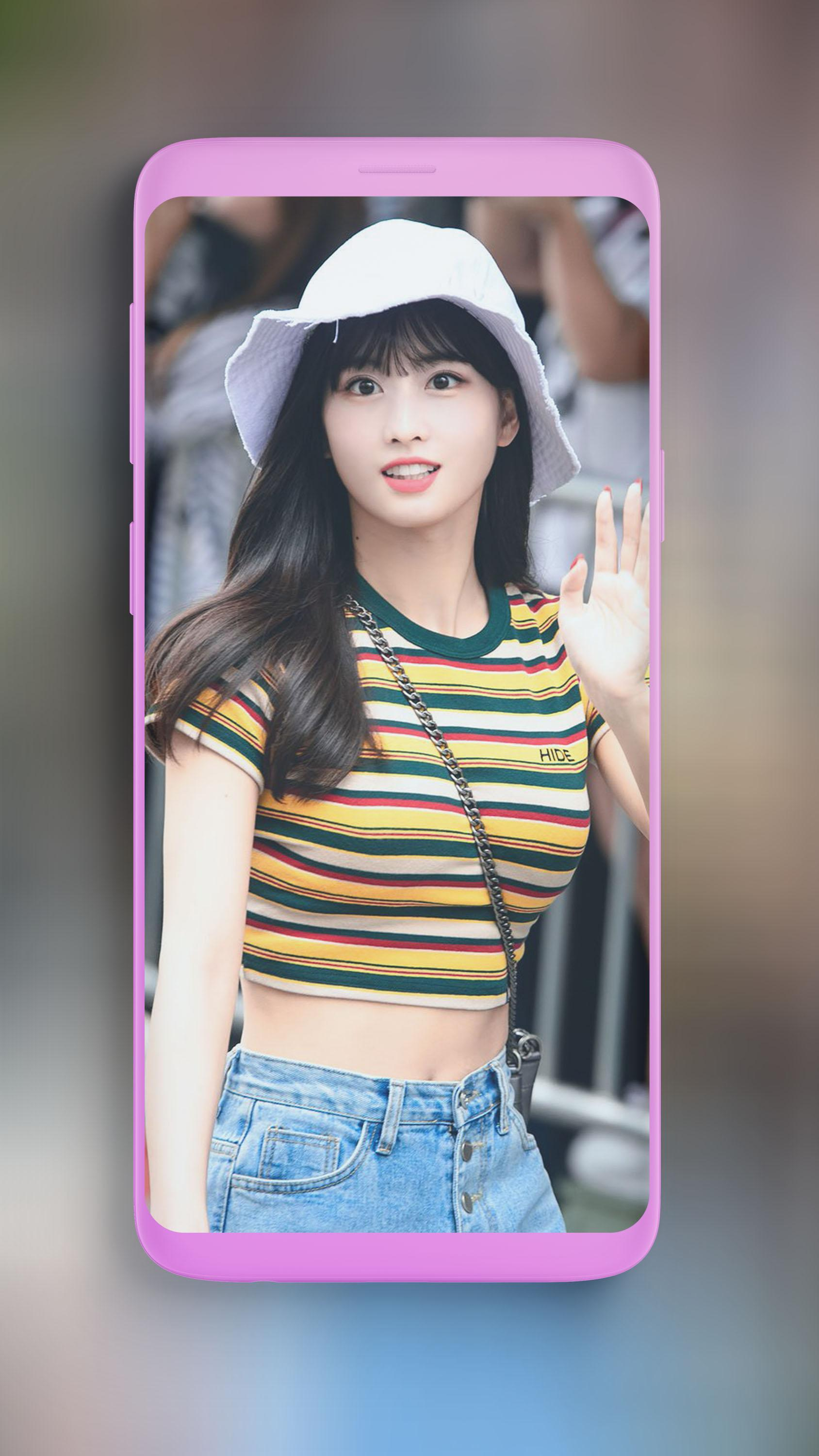 Twice Momo Wallpaper Kpop Hd New For Android Apk Download