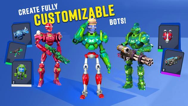 Blast Bots - Blast your enemies in PvP shooter! screenshot 6