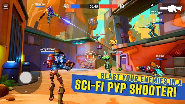 Blast Bots - Blast your enemies in PvP shooter! screenshot 10