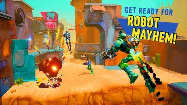 Blast Bots - Blast your enemies in PvP shooter! screenshot 14