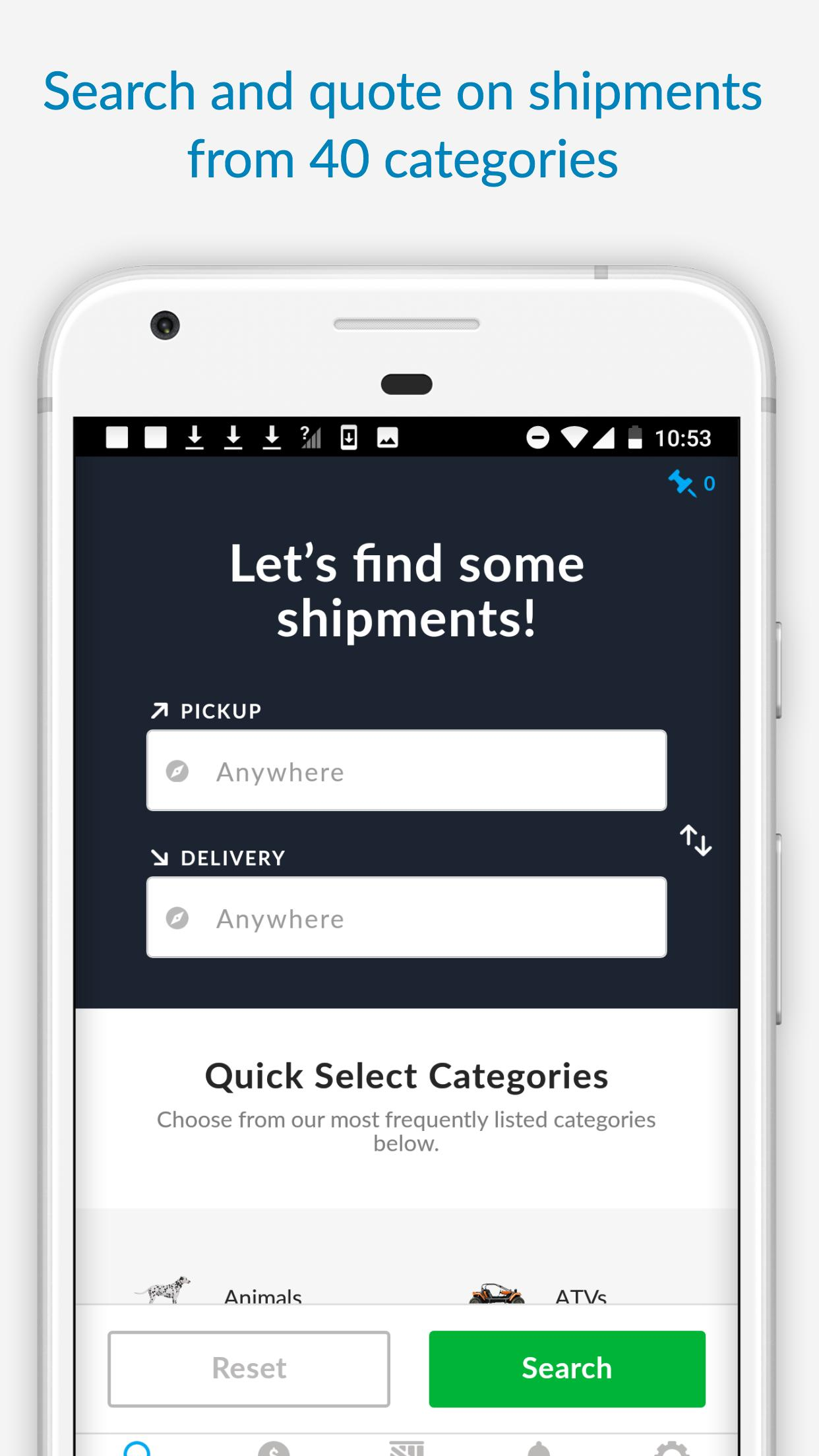 uShip for Android - APK Download