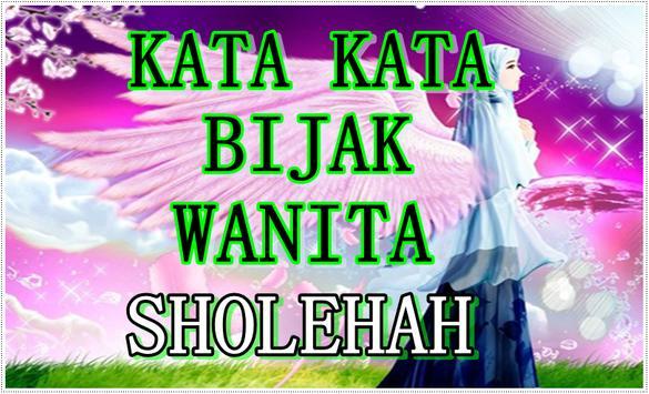 Kata Wanita Sholehah yang Indah dan Penuh Hikmah screenshot 1