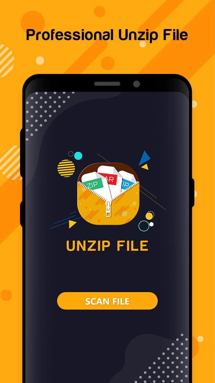 Free file unzipper for android