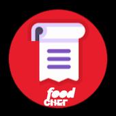 Gestor Food Chef - Pedidos APP da Loja icon