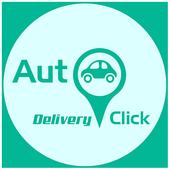 Auto Click Delivery icon