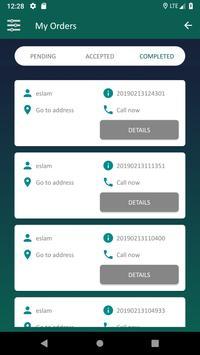 Auto Click Delivery screenshot 3