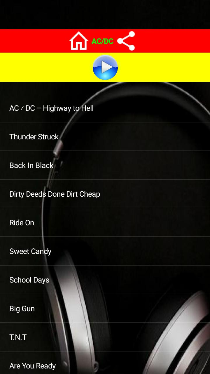 Highway To Hell Best Songs For Android Apk Download