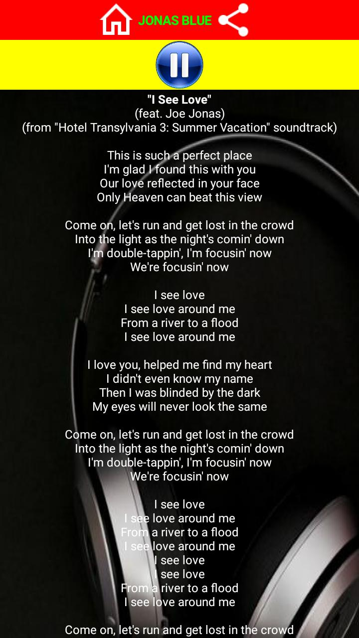 I See Love Best Songs For Android Apk Download