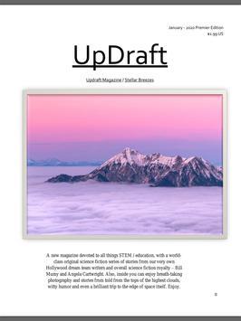 UpDraft Magazine screenshot 5