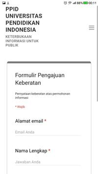 PPID UPI screenshot 4